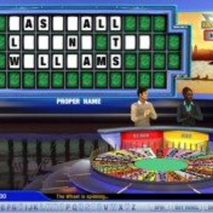 Sony Wheel Of Fortune 2 for Windows
