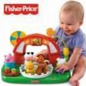 Fisher Price Amazing Animals Musical Activity Barnyard