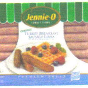 Jennie O Turkey Store Mild Breakfast Sausage Links