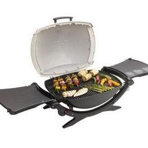 Weber Q 200 Portable Propane Grill