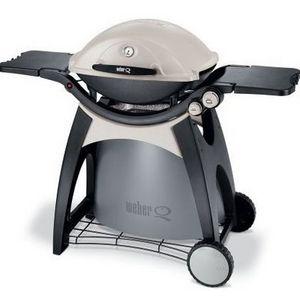 Weber Q 300 Portable Propane Grill