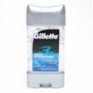 Gillette 3X Clear Gel Antiperspiran/Deodorant - Cool Wave