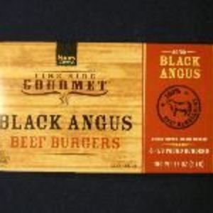 Sam's Choice Fireside Gourmet Black Angus Burgers - 1/3lb. 6 in a box