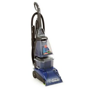Hoover SteamVac Silver Carpet Cleaner