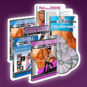 Core Rhythms Four Workout Starter Set