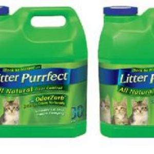 Litter Purrfect All Natural Litter