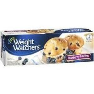 Weight Watchers - Blueberry Muffins