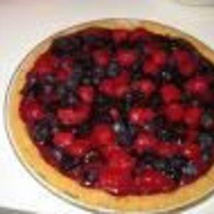 Trader Joe's Ultimate Berry Pie
