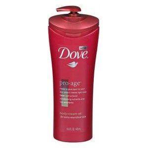 Dove Pro-Age Beauty Body Lotion