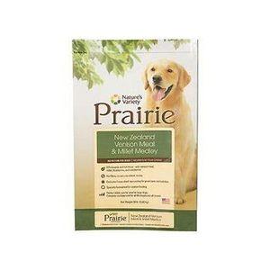 Nature's Variety Prairie - Venison & Millet Kibble