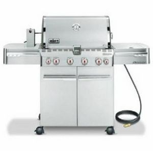 Weber Summit S-450 Natural Gas Grill