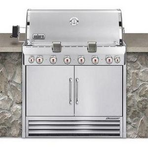 Weber Summit S-640 Gas Grill