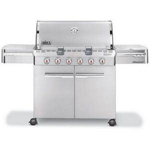 Weber Summit S-620 Natural Gas Grill