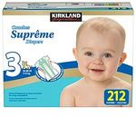 Kirkland Signature Premium Diapers