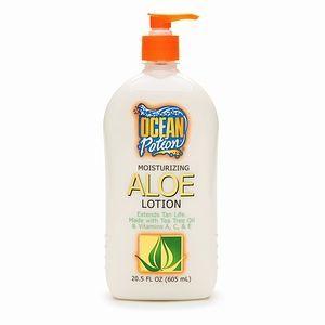 Ocean Potion Moisturizing Body Lotion Aloe Lotion
