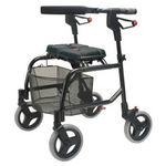 Nexus III Cable-Free Outdoor Rollator Walker