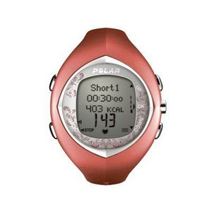 Polar F11 Heart Rate Monitor - Pink Fizz