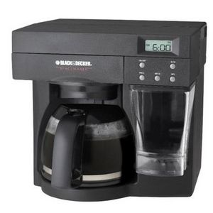 Black & Decker SpaceMaker 12-Cup Coffee Maker ODC440 Reviews Viewpoints.com