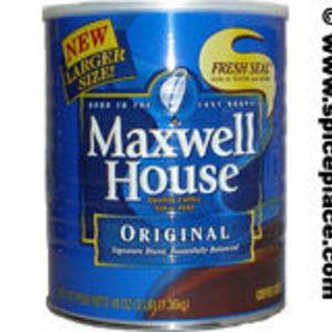 Maxwell House Original Blend