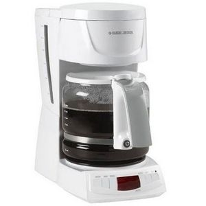 Black & Decker 12-Cup Drip Coffee Maker