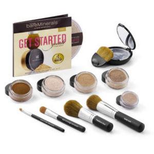 Bare Escentuals Bare Minerals Complexion Makeup