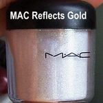 MAC PRO Glitter - Reflects Gold