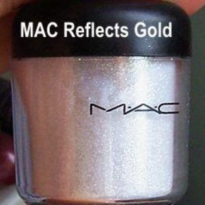 MAC PRO Glitter - Reflects Gold