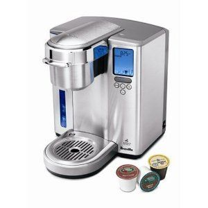 Breville Gourmet Single-Cup Coffee Brewer