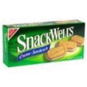 Snackwells - Creme Sandwich cookies