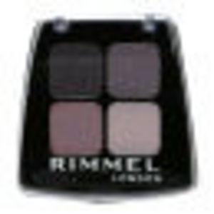 Rimmel London Colour Rush Eyeshadow Quad - All Shades