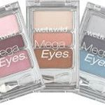 Wet n Wild Mega Eyes Eyeshadow Trio - All Shades
