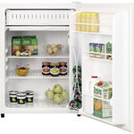 GE Compact Refrigerator GMR06AAPWW
