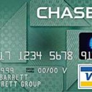 Chase - Visa Platinum Business Card