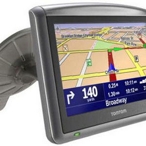 TomTom One XL XL-S Bluetooth Portable GPS Navigator