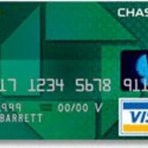 Chase - BP Gas Visa Card