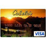 World's Foremost Bank - Cabela's Club Visa Card
