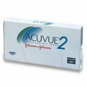 Acuvue 2 Soft Contact Lens