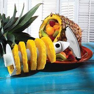 BrylaneHome Pineapple Corer-Slicer