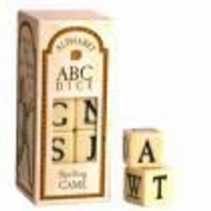 Collective Wisdom Spelling Games ABC Dice