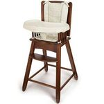 Safety 1st Solid Wood High Chair