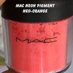 MAC Pigment - Neo-Orange