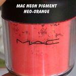 MAC Pigment - Neo-Orange
