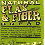 Arnold Natural Flax & Fiber Bread