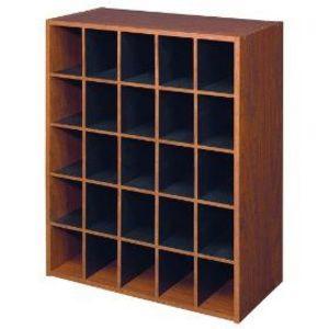 ClosetMaid Stackable 25 Cube Organizer