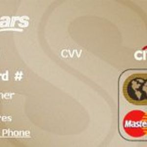 Citi - Sears Gold MasterCard