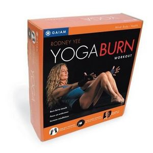 Gaiam Yoga Burn Kit