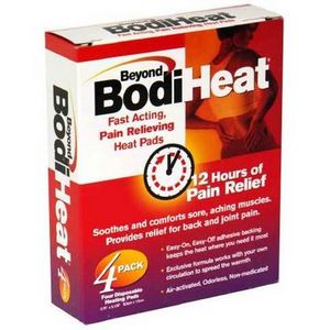 Beyond BodiHeat Heat Pad
