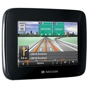 Navigon Portable GPS Navigator