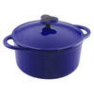 Rachael Ray Cast Iron Dutch Oven with Lid