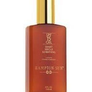 Hampton Sun Sun Tanning Gel SPF 15